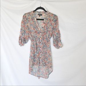 Beautiful Weavers Floral Tunic